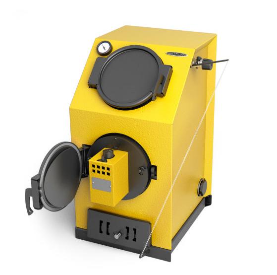 TMF Прагматик Газ 20 Автоматик, 20кВт, АРТ, под ТЭН, желтый